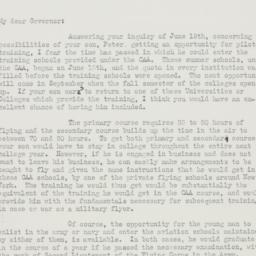 Letter : 1940 June 20