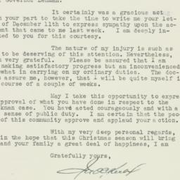 Letter: 1935 December 13