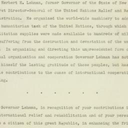Manuscript: 1947 July 31