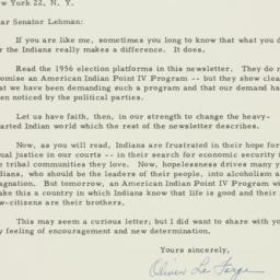 Letter : 1956 September 28