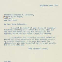 Letter: 1937 September 21