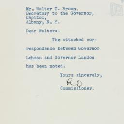 Letter : 1936 May 27
