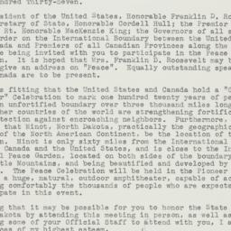 Letter : 1937 March 10