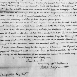 Document, 1814 May 10