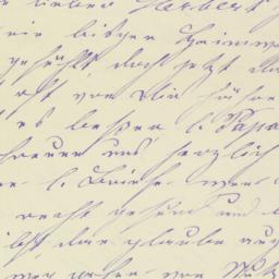 Letter : 1895 October 3