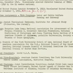 Manuscript: 1956 January 31