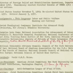 Manuscript: 1957 December 31