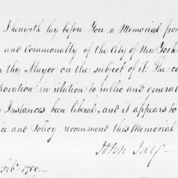 Document, 1799 February 05