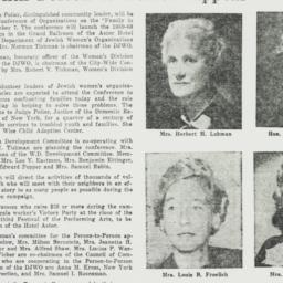 Ephemera : 1959 November 6