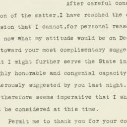 Letter: 1934 May 24