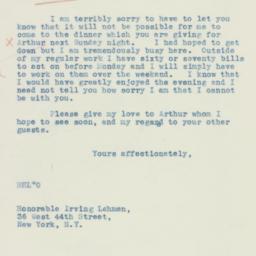 Letter: 1937 April 14
