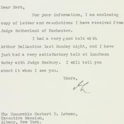 Letter: 1939 June 8