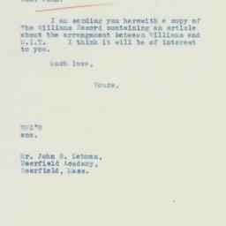 Letter : 1937 April 8