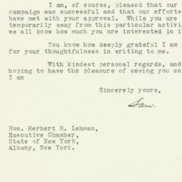 Letter: 1936 January 25