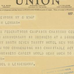 Letter : 1937 January 8