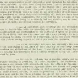 Letter: 1929 September 10