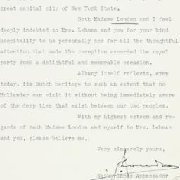 Letter : 1942 August 6