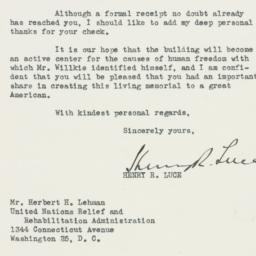 Letter : 1945 July 13