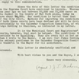 Letter: 1928 January 25