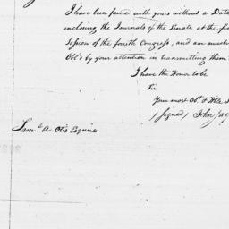 Document, 1796 July 12