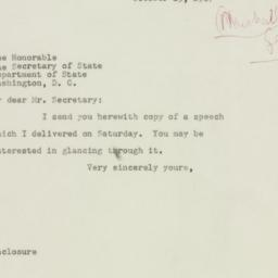 Letter : 1947 October 13