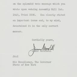 Letter: 1940 March 25