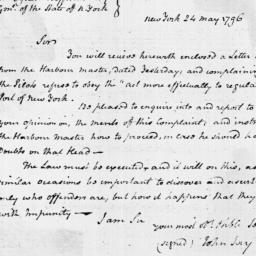 Document, 1796 May 24