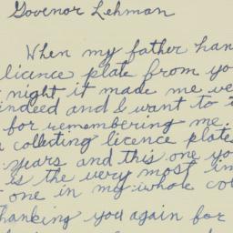 Letter : 1936 June 26