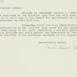 Letter : 1934 January 11