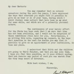 Letter : 1936 June 8