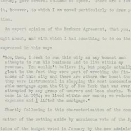 Letter : 1938 February 21