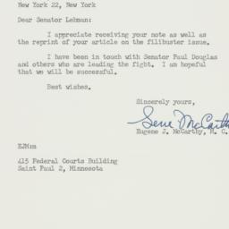 Letter: 1958 December 17