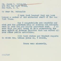 Letter : 1936 April 2