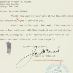 Letter : 1939 November 24