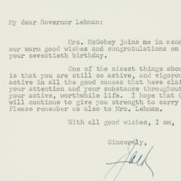 Letter : 1948 March 29