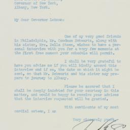 Letter : 1937 May 18