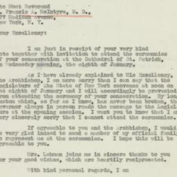 Letter : 1940 December 26