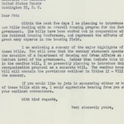 Letter : 1956 January 30