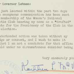Letter : 1942 January 7