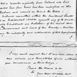 Document, 1795 December 05