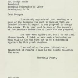 Letter : 1953 January 8
