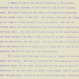 Speech: 1939 November 10