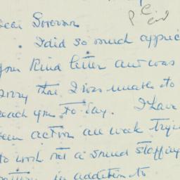 Letter : 1950 August 14