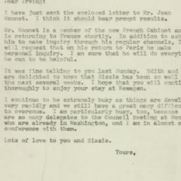 Letter : 1944 August 31