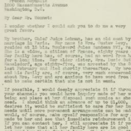 Letter : 1944 August 30
