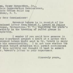 Letter : 1932 December 12