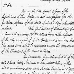 Document, 1798 September 26
