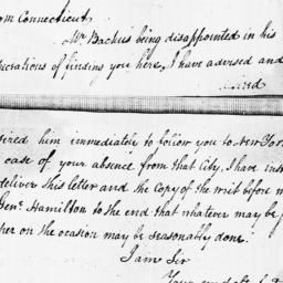 Document, 1798 August 29