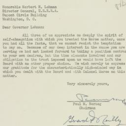 Letter : 1945 September 6