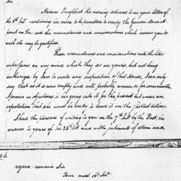 Document, 1798 May 17